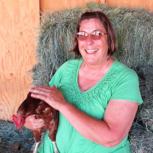 Jeanie Sandine, Weekend Supervisor
